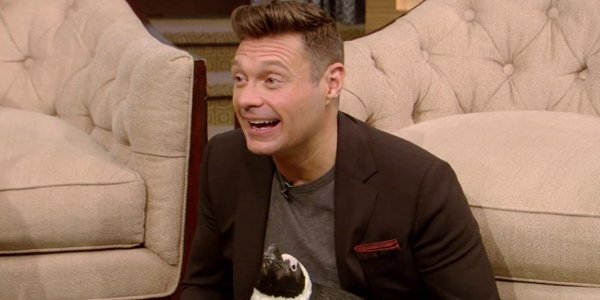 Ryan Seacrest Live with Kelly And Ryan screenshot youtube