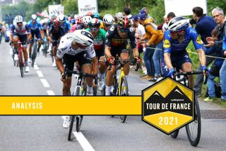 Analysis of stage 2 of the 2021 Tour de France