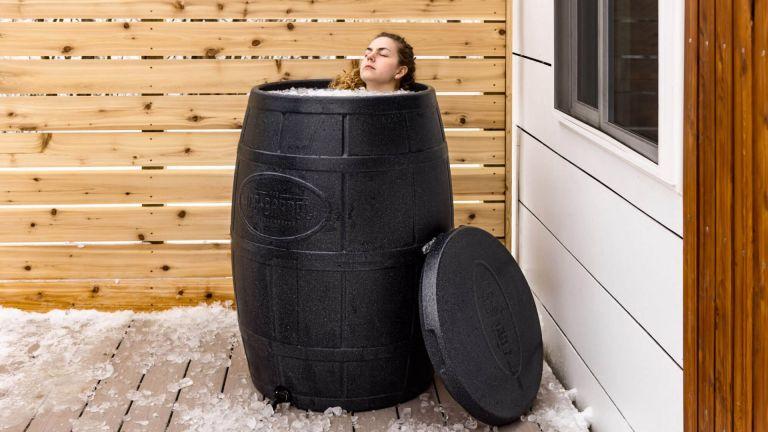 Ice Barrel