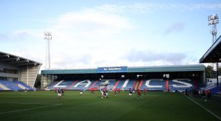 Oldham Athletic v Morecambe – Sky Bet League Two – Boundary Park