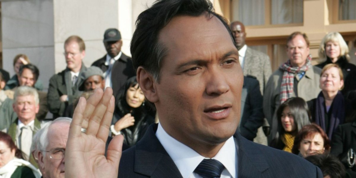 Jimmy Smits on The West Wing