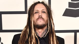 Brian 'Head' Welch of Korn