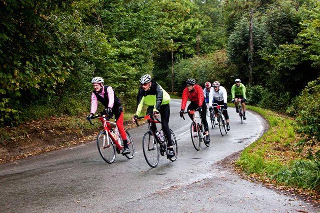 Cycling Weekly Box Hill Original sportive 2013