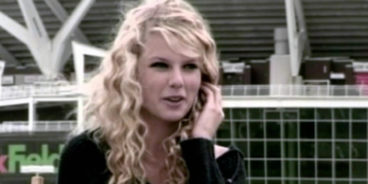 Taylor Swift Just For You Documentary
