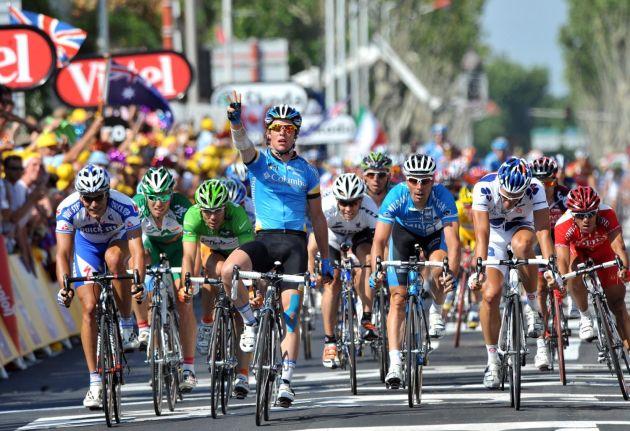 Mark Cavendish stage 12 Tour de France 2008