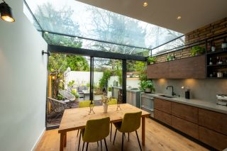 a healthy home may be one with a strong connection to nature
