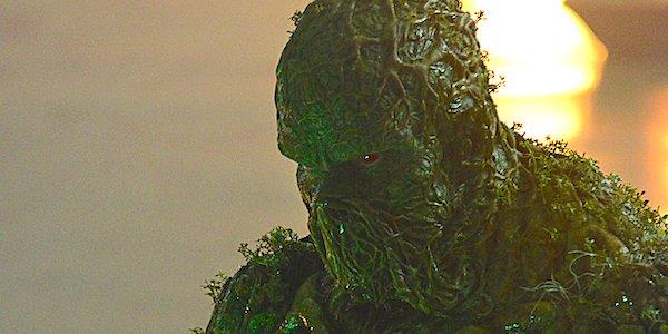 Swamp Thing DC Universe