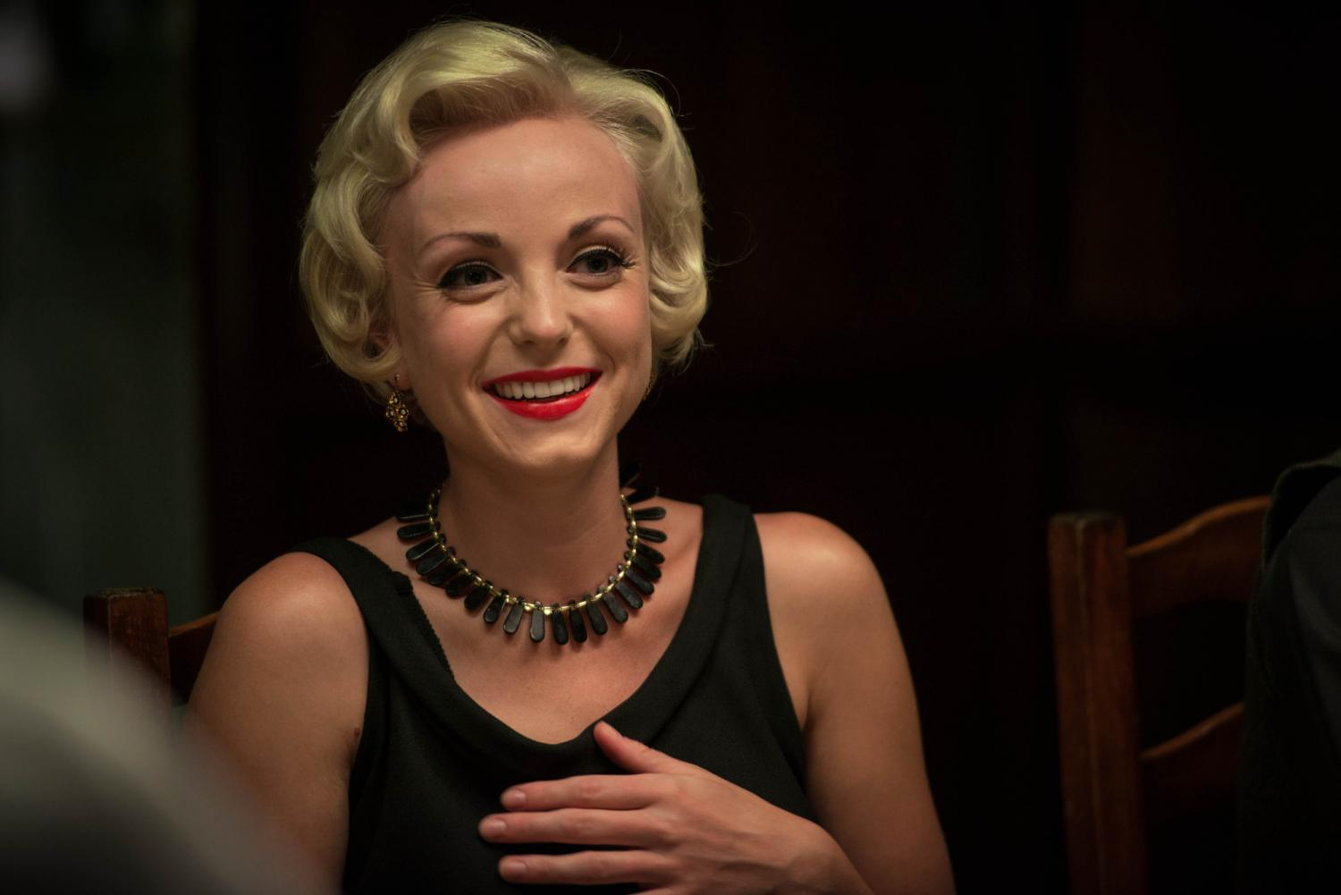 helen george: trixie is back in call the midwife, but she's
