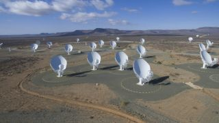 MeerKAT Radio Telescope Array