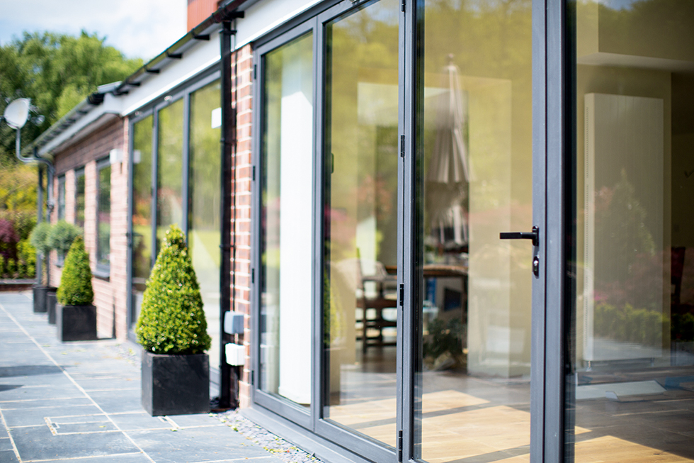 10 new looks for bi-fold doors | Real Homes