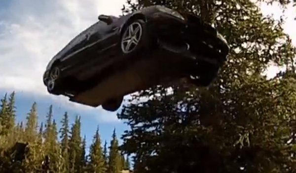 Furious 7 Forest