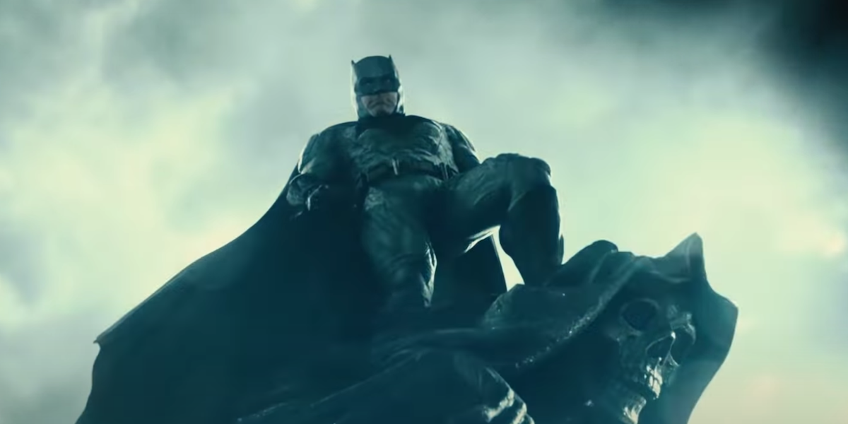 Batman in Justice League