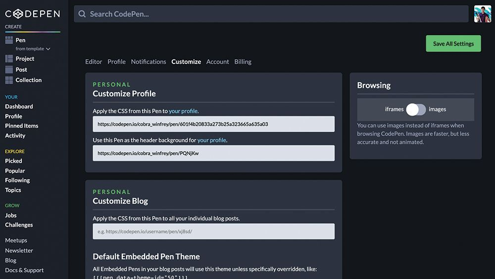 10 CodePen tricks you never knew you needed | Creative Bloq