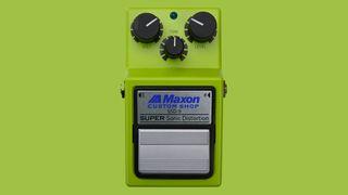 Maxon Super Sonic Distortion Pedal (SSD-9)