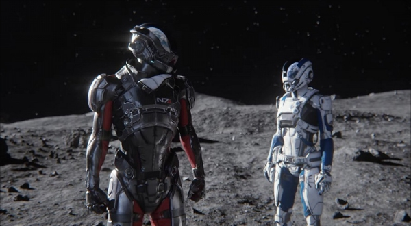 Mass Effect Andromeda Review Scores