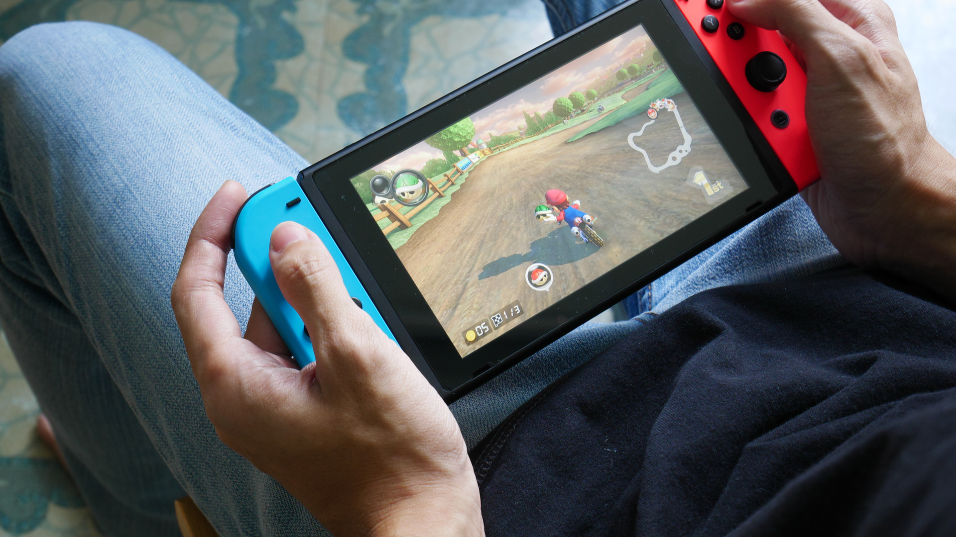 Standard Nintendo Switch might get a price drop ahead of OLED model