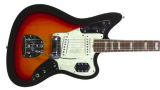 1966 Fender Jaguar prototype