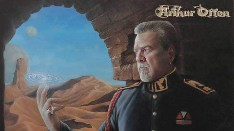 Cover art for Offen, Arthur's Seven Wonders