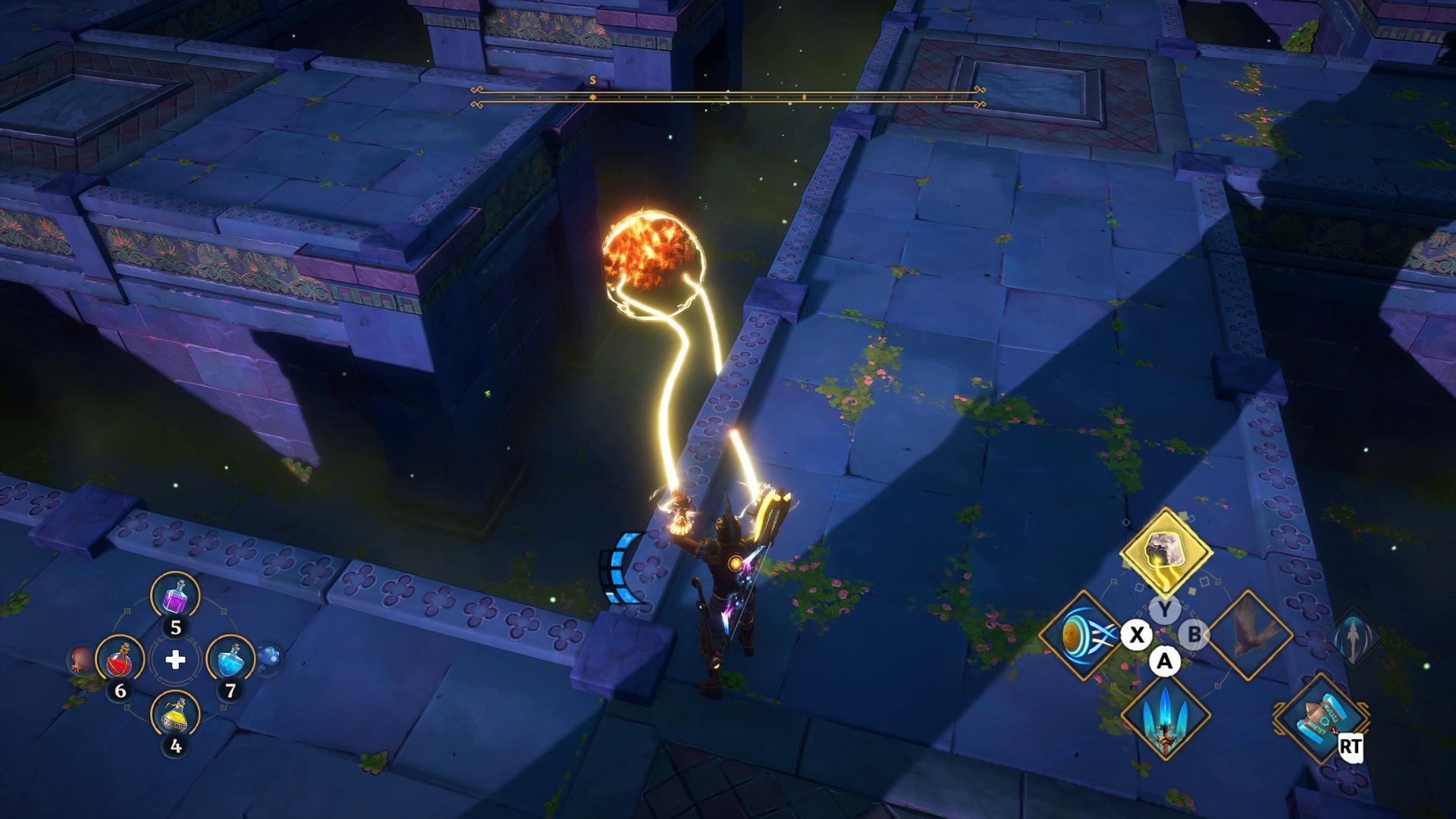immortals fenyx rising aphrodite vault walkthrough