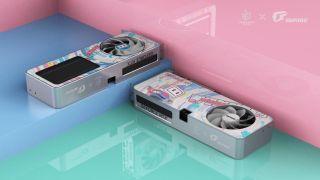 The colorful iGame bilibili GeForce RTX 3060