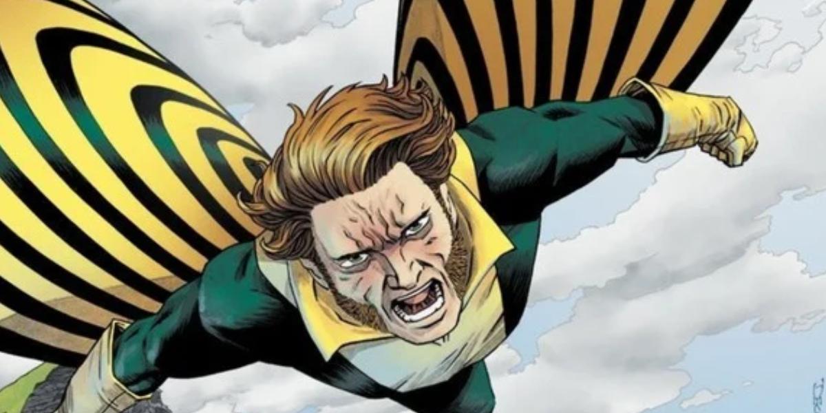 Marvel's Banshee from X-Men