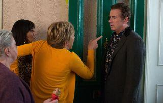EastEnders spoilers Jean attacks Alfie