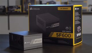 This high-efficiency 600W power supply fits into compact cases and is just $95