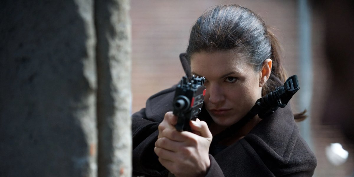 Gina Carano as Mallory Kane in Haywire