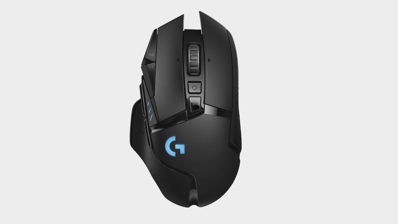 367e1a5b5af Logitech G502 Lightspeed wireless gaming mouse review | GamesRadar+