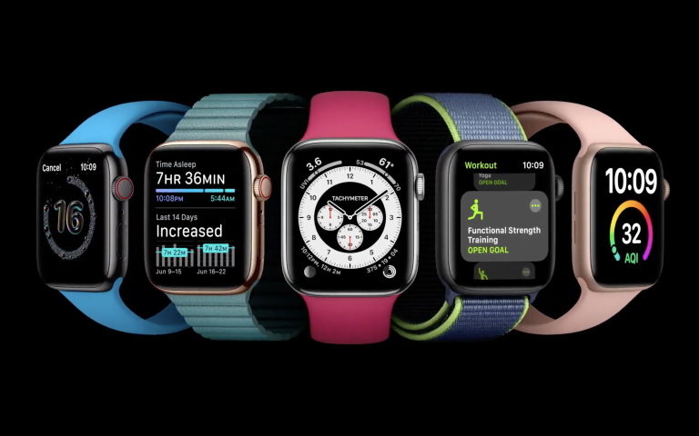 watchOS 7 at WWDC: sleep tracking and dance workouts announced for the next Apple  Watch update | T3