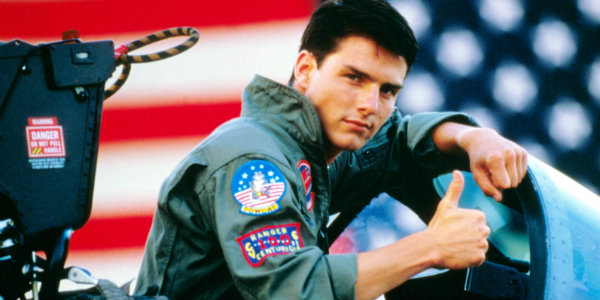Tom Cruise Says His Top Gun Training Involved Vomiting, Choking And A Pilot Named Bozo - CINEMABLEND