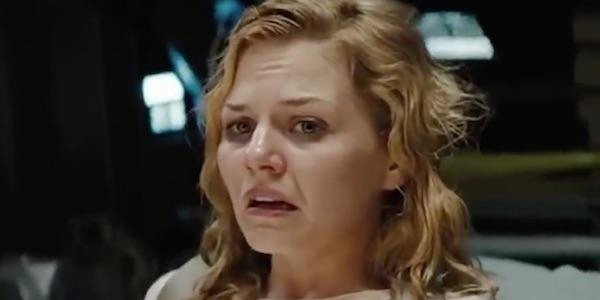 Jennifer Morrison in Star Trek