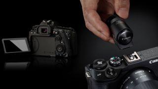 Canon EOS 90D vs EOS M6 Mark II