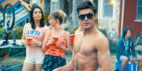 The Actor Who Spends The Most Time Shirtless In Movies Is Not Actually Zac Efron, And I'm Shocked