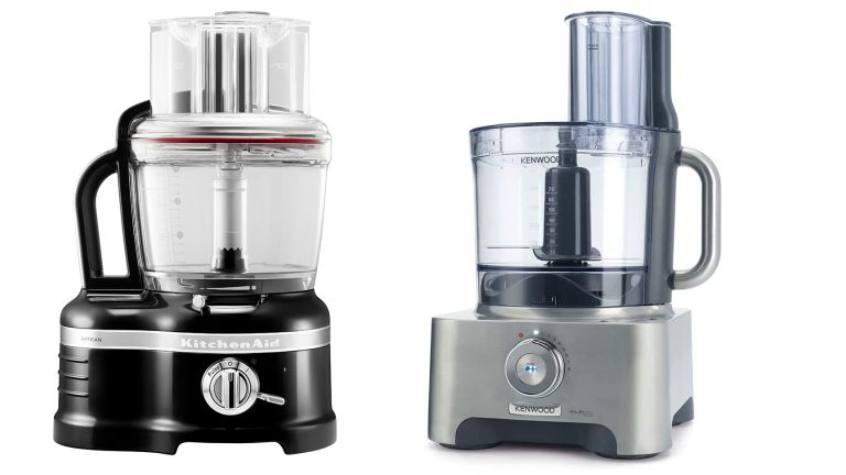 KitchenAid Artisan vs Kenwood Multipro Excel