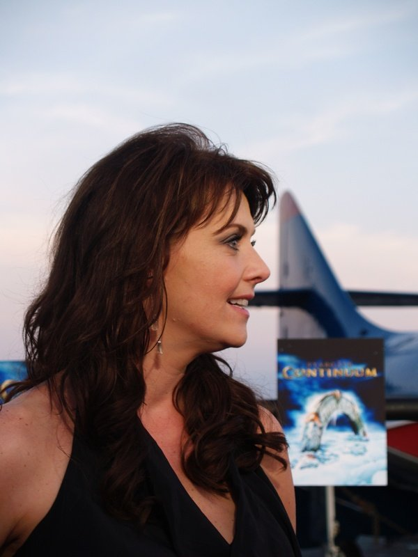 Comic Con: Aircraft Carrier Premiere Of Stargate Continuum #2836