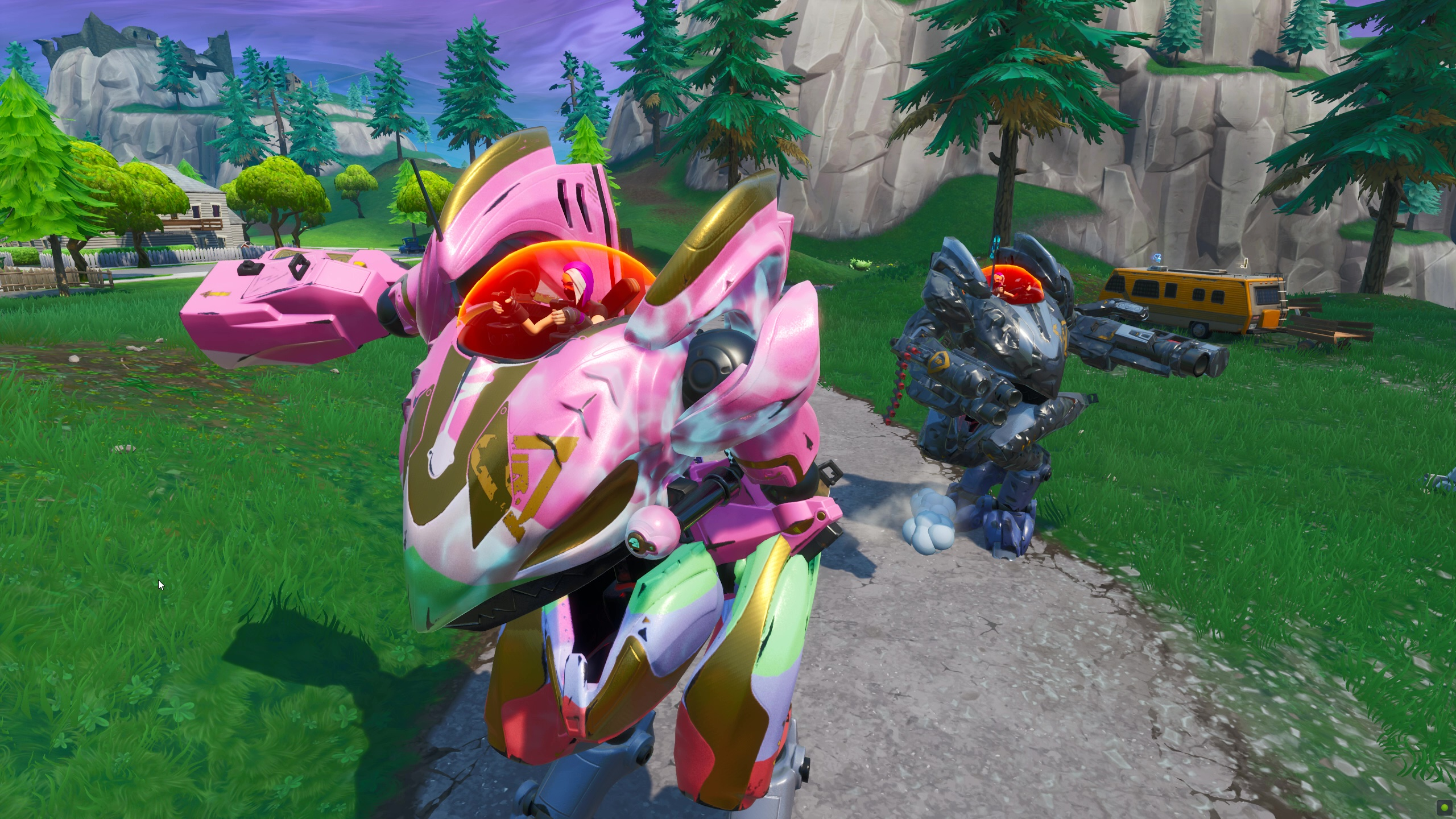 Fortnite mechs: pro teams beg Epic to remove them from competitive