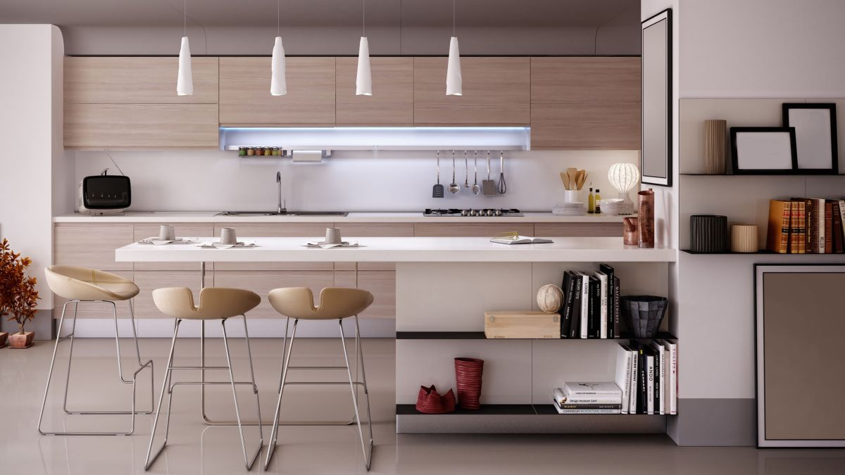 How to organize a kitchen and declutter once and for all
