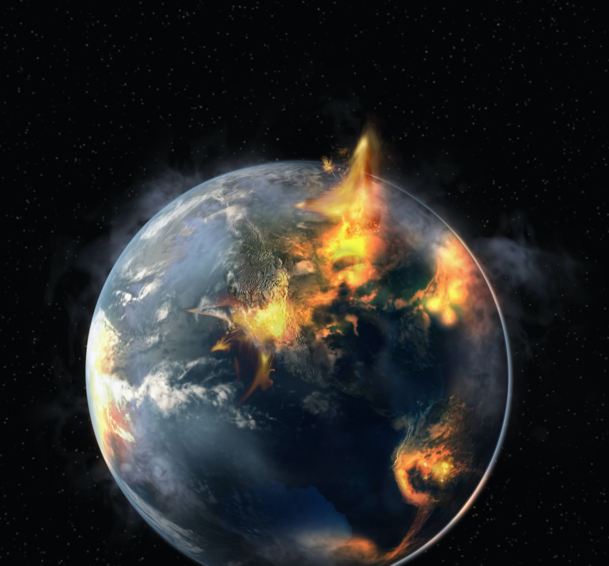 The 5 mass extinction events that shaped the history of Earth — and the 6th that's happening now
