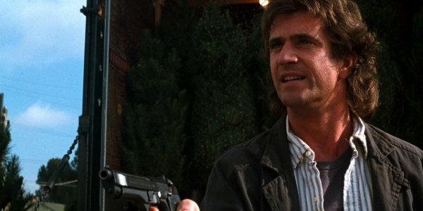 Mel Gibson as Martin Riggs