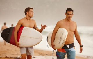 Home and Away, Dean Thompson, Justin Morgan