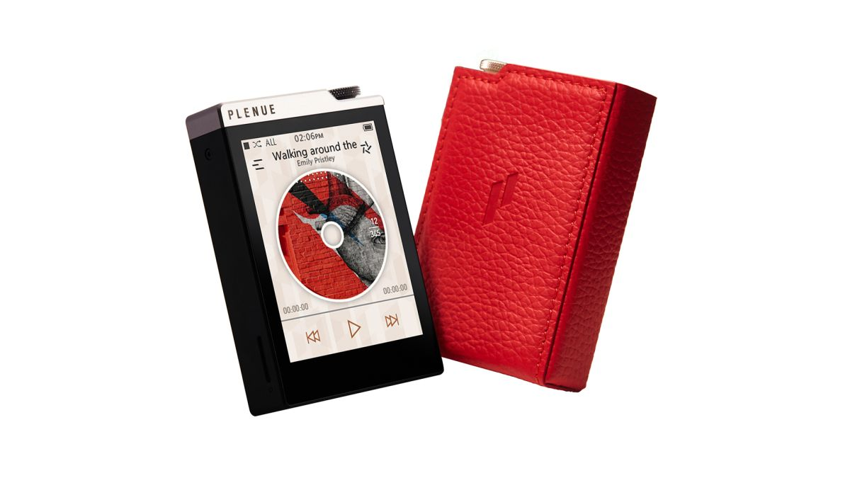 Gold Digital Audio Player with 2.5//3.5mm outputs and Bluetooth PD3 Cowon Plenue D3