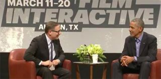 POTUS at SXSW Interactive – Disrupting Government With Technology Innovation