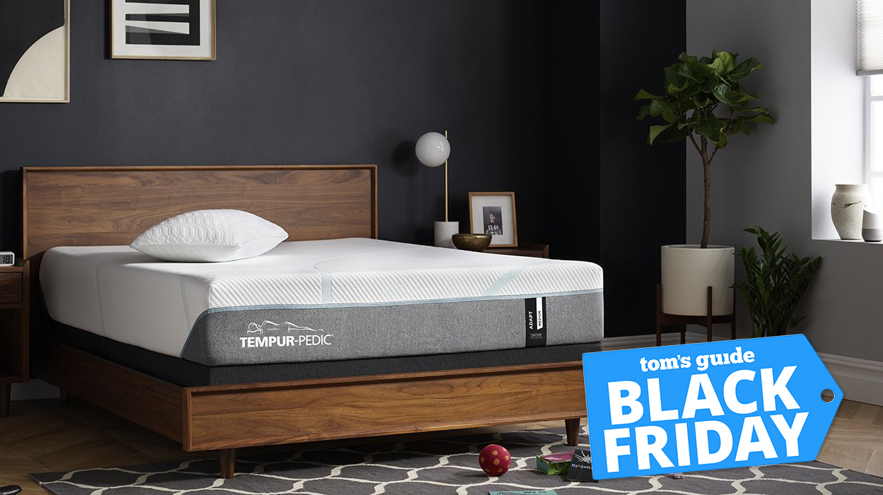 Picture of: The Best Tempur Pedic Cyber Monday Deals Save Up To 40 On Mattresses In The Sale Tom S Guide