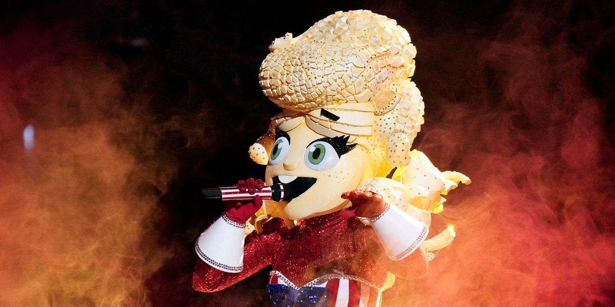 the masked singer season 4 popcorn fox