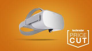 cheap VR headset Oculus Go deals sales prices