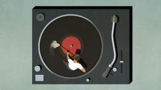 How to clean vinyl records, deal with scratches, and store LP records properly
