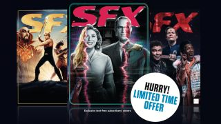 A selection of subscriber covers of SFX.
