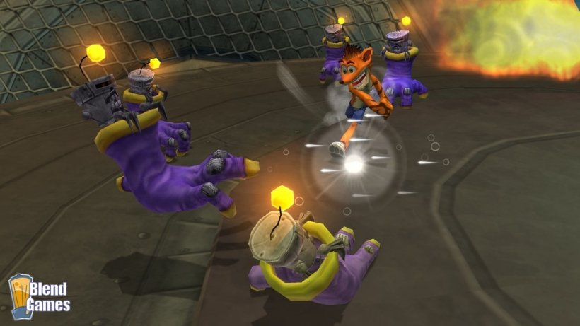 Crash Bandicoot: Mind Over Mutant Now Available For Xbox 360, Wii #3881