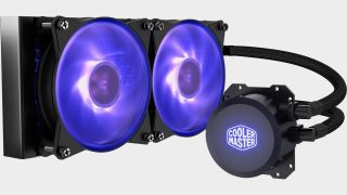 Check out this killer bargain for an all-in-one CPU liquid cooler, it's yours for $42